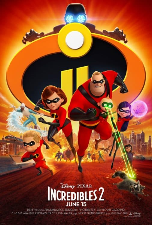 buy Incredibles 2 tickets