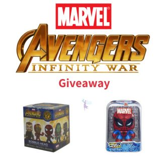 marvel infinity war giveaway
