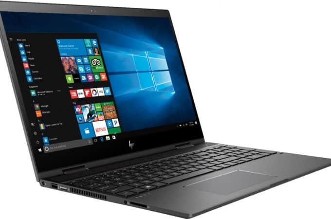 HP Envy x360 Laptops at Best Buy