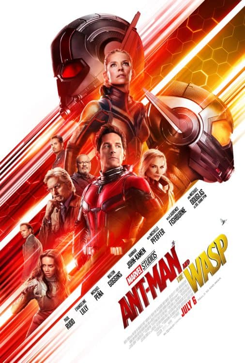 buying tickets for ant man and the wasp