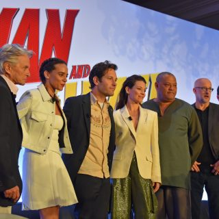The Short and Tall of an Interview with the Cast of Ant Man and the Wasp