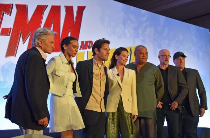 ant man and the wasp cast