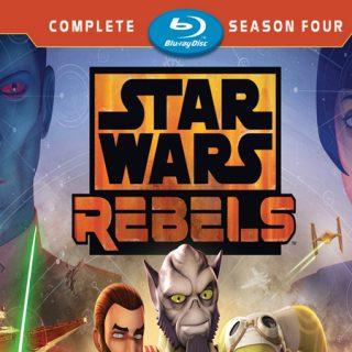 Star Wars Fans: Star Wars Rebel Blu-Ray Giveaway!