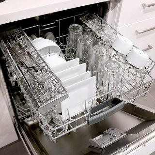Make Dishwashing Easy with the Bosch 100 Series at Best Buy