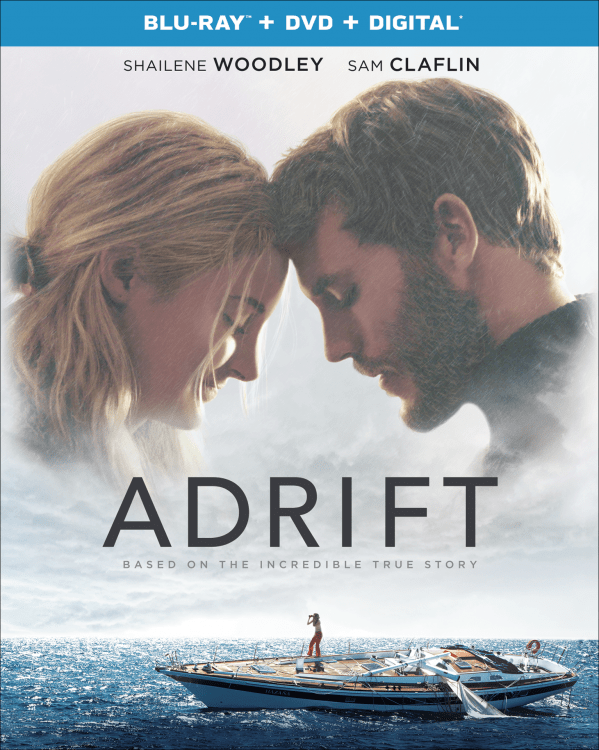 adrift comes out on blu-ray