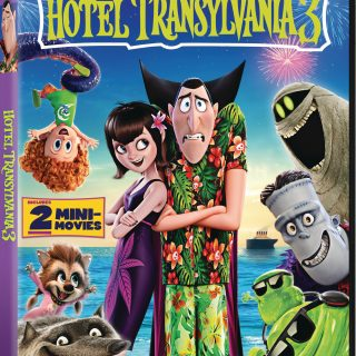 Enter for a Chance to Win a Hotel Transylvania 3 Prize Pack Giveaway