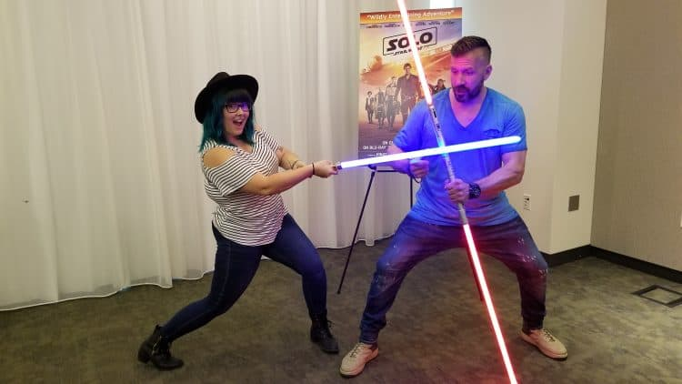 lightsaber training with ray park