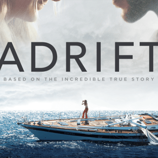 Adrift Movie Out on Blu-ray and Digital on September 4