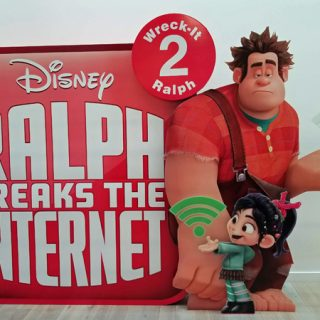 Wreck-It Ralph Breaks the Internet Press Day Fun Facts and Photos