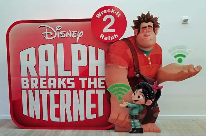 ralph breaks the internet featured