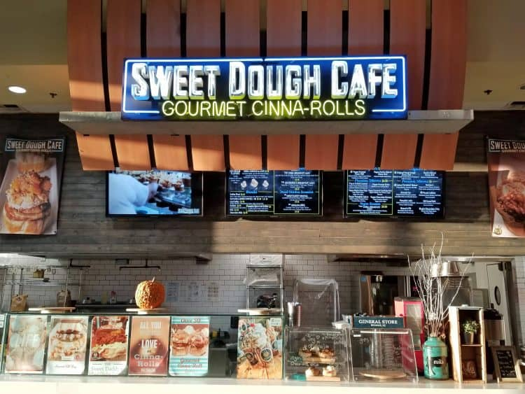 sweet dough cafe in rancho cucamonga