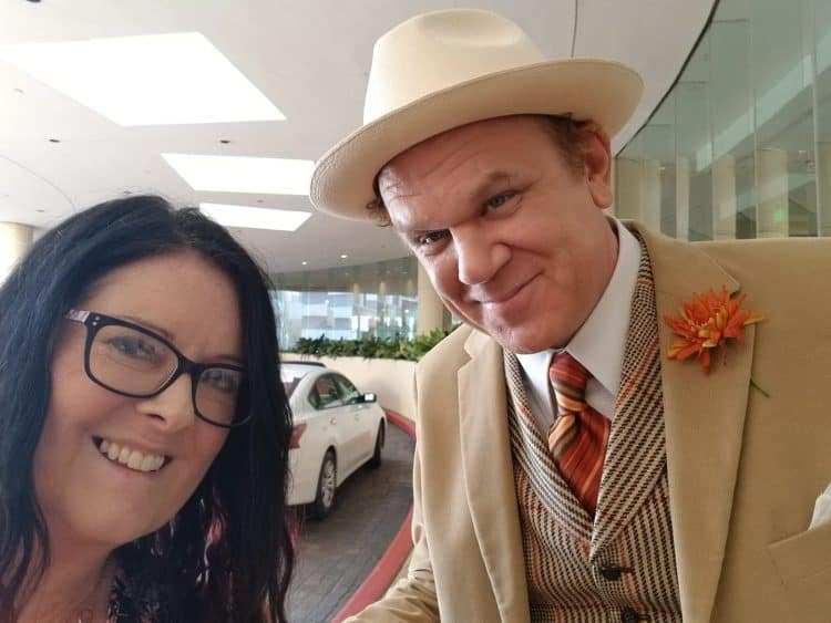 shake and bake with john c. reilly
