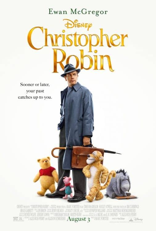 Disney's Christopher Robin on Blu-Ray