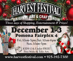 harvest festival ticket giveaway