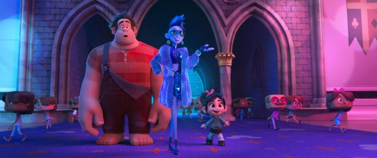 buy ralph breaks the internet tickets