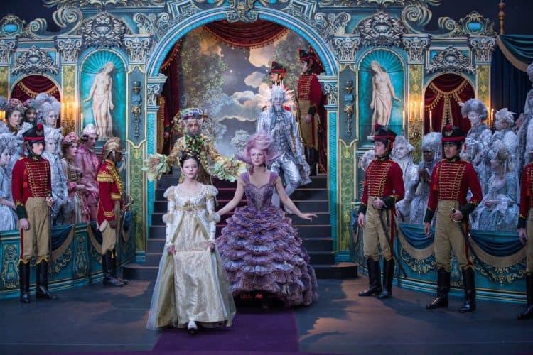 new Disney Nutcracker and the Four Realms