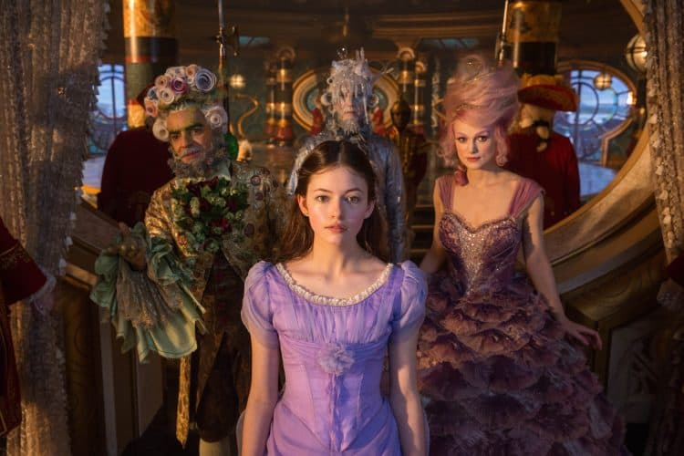 new Disney Nutcracker and the Four Realms