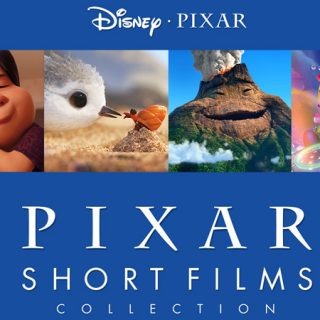 The New Disney Pixar Shorts Blu-ray Now Available in Stores!