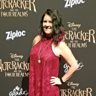 Attending a Red Carpet Premiere for Disney's Nutcracker and the Four Realms