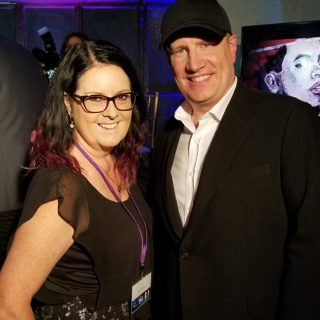 Kevin Feige Receives the Sklar Creative Visionary Award: Hosted by Ryman Arts