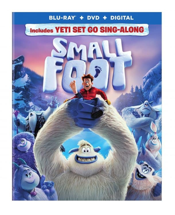 smallfoot giveaway