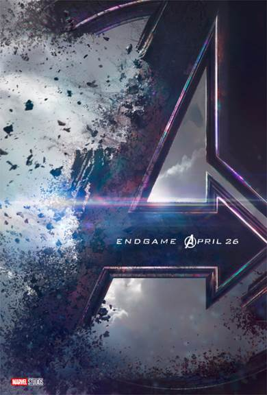 Avenger: End Game new release date