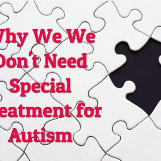 special treatment for autism