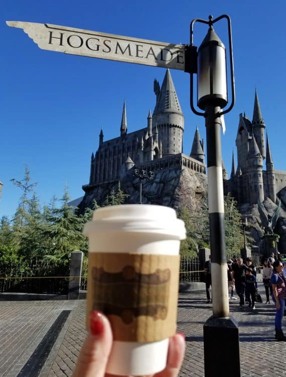 hot butter beer