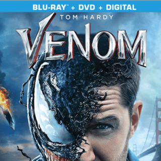 Giveaway: Enter for a Chance to Win Venom on Blu-ray and a Venom T-Shirt