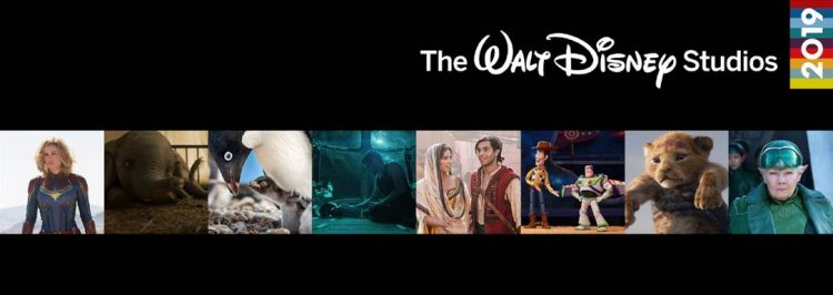 2019 Disney and Marvel Movies