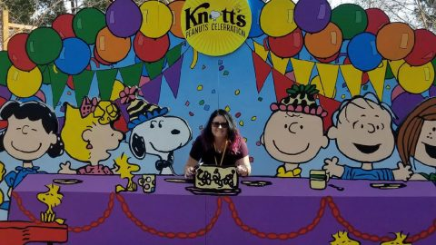 2019 Knott's Peanuts Celebration