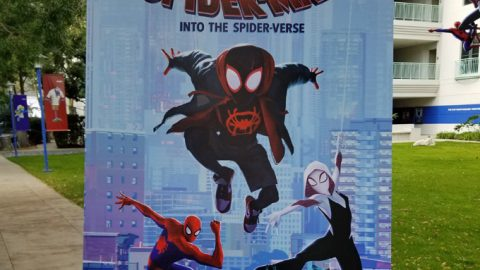 making of spiderman