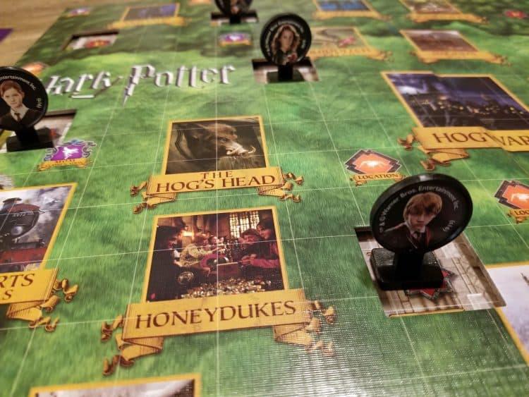 harry potter fan games