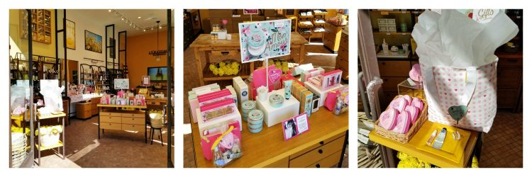 valentine's day gift shopping at l'occitane victoria gardens