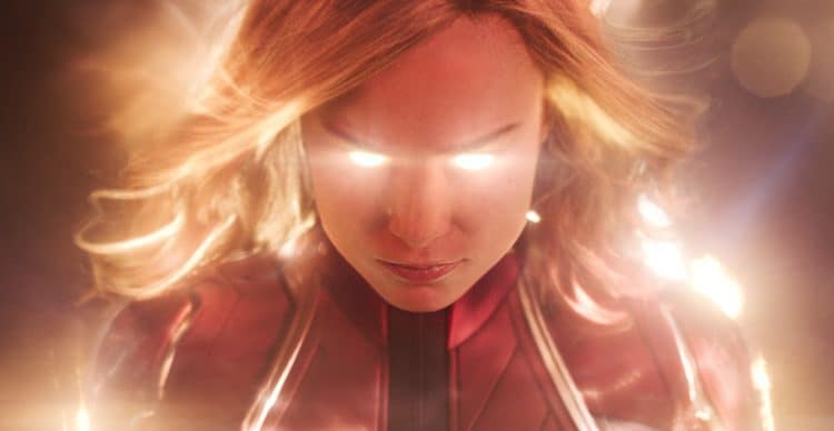 no-spoiler review of Captain Marvel