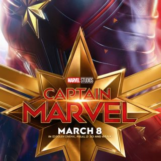 no spoiler review of Captain Marvel