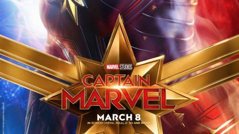 no spoiler review of Captain Marvel