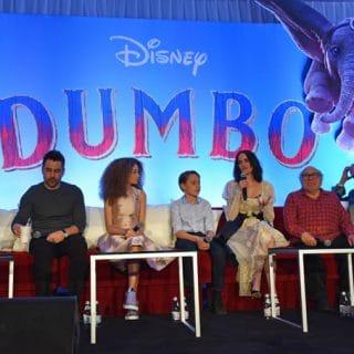 dumbo cast