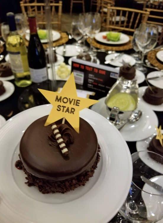 Inland Empire United Way Gala 2019 food