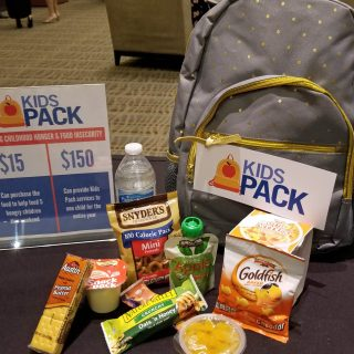 United Way kids pack