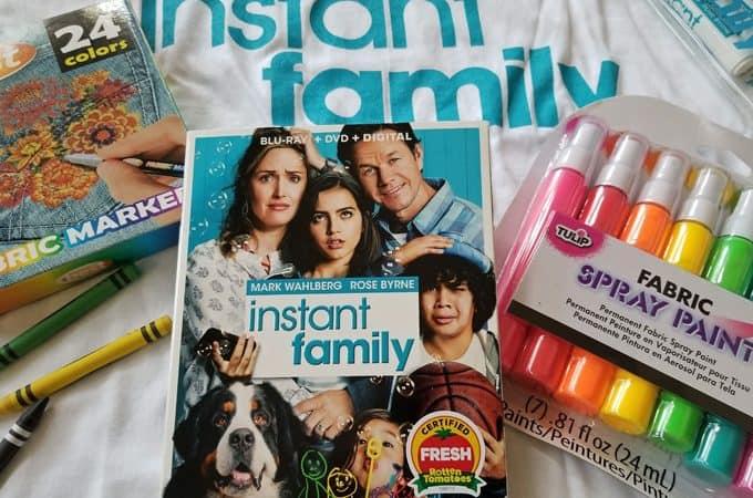 instant family movie night
