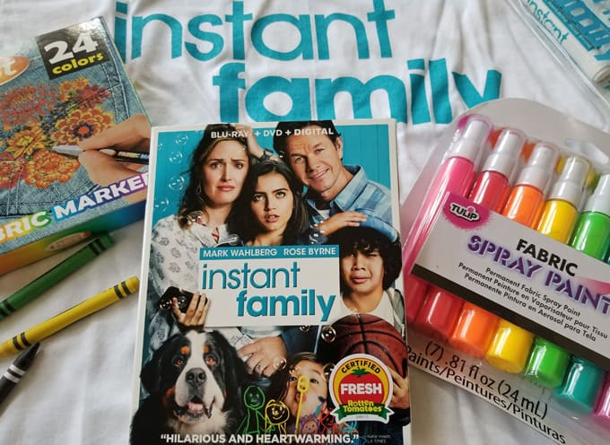 instant family movie night