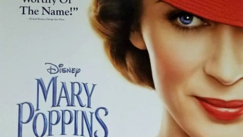 mary poppins returns blu-ray release