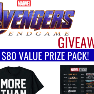 avengers endgame giveaway prize pack