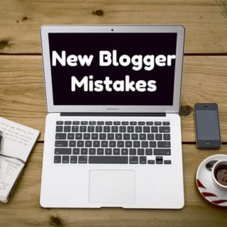 new blogger mistakes