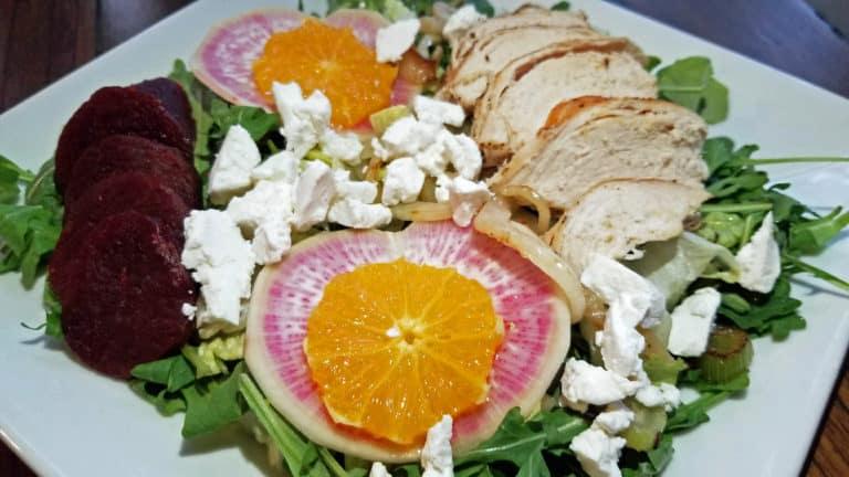 citrus salad recipe