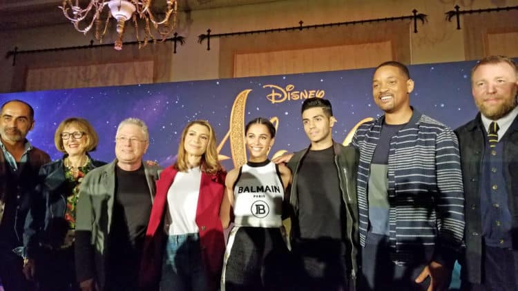 aladdin cast interview