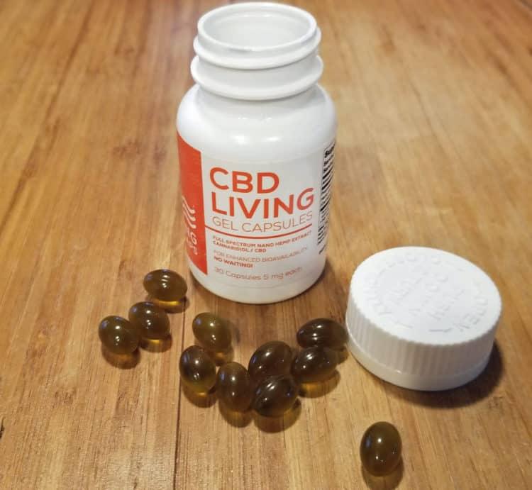 hemp cbd capsules
