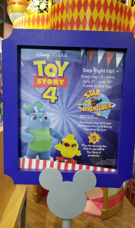 toy story 4 games