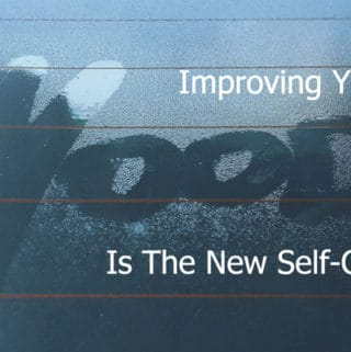improving your mood is the new self-care